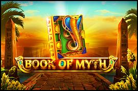 Book of Myth Spade Gaming สล็อตออนไลน์
